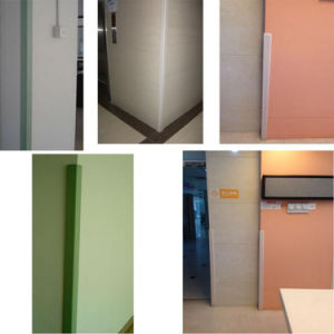 Factory Directly Wall Protection Crashproof Corner Guard pictures & photos