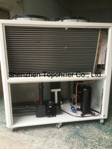 Polyurethane Foam Processing Air Cooled Chiller 12kw Heating Capacity pictures & photos