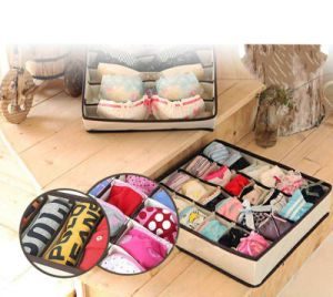 Quality Household Non Woven Folding Storage Box Wholesale pictures & photos