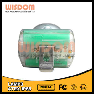 Advanced LED Explosion-Proof LED Miner Lamp, Mining Headlamp pictures & photos