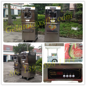 Gelato Machine/Gelato Powder/Ice Cream Mobile Machine pictures & photos