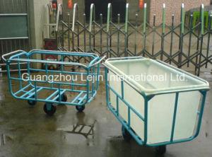 Fiberglass Trolley/Fabric Garment Cart/Washing Machine pictures & photos