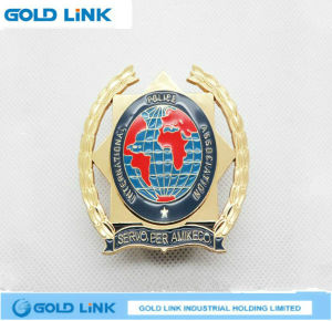 Metal Crafts Police Army Lapel Pin Custom Enamel Badge Emblem pictures & photos