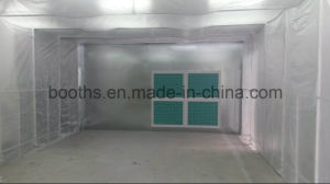 Popular Retractable Car Paint Booth Price with High Reputation pictures & photos