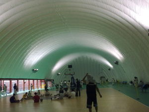 2017 New Inflatable Membrane Structure Tent pictures & photos