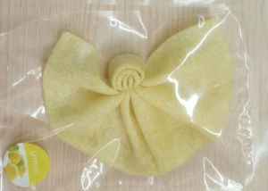 100% Pure Konjac Cleansing Cloth pictures & photos