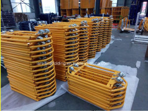 Safety Power Coated Ladder Access Gate for Scaffolding pictures & photos