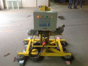 Glass pneumatic Vacuum Lifter Glass Crane Suction Cups pictures & photos