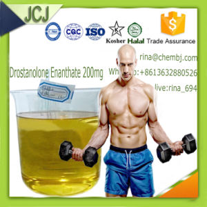 Fat Loss Bodybuilding Steroid Powder 200mg Drostanolone Enanthate Muscle Gain pictures & photos