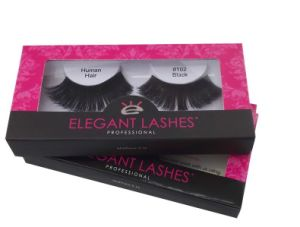 Eyelash Cosmetic Packing Paper Window Box pictures & photos