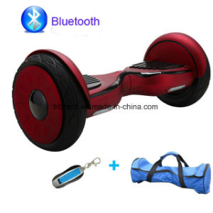 Approved 10inch Hoverboard Electric Self-Balancing Scooter Hoverboard Bluetooth Electric Scooter Electric Skateboard pictures & photos
