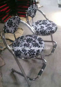 PU Leather Upholstory Game Stool, Bar Chair for Game Club (LL-BC023) pictures & photos