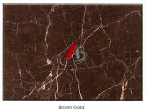 Chinese Natural Brown Marble for Tiles, Slabs and Countertops pictures & photos