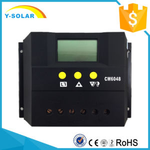48V Battery 60A Solar Charge Discharge Controller for Solar System with Max PV Volt 100V Cm6048 pictures & photos