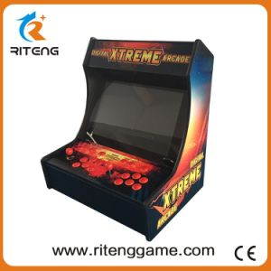 Coin Operated Mini Video Arcade Machine for Sale pictures & photos
