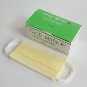 Factory Mask Disposable Nonwoven 3ply Surgical Face Mask pictures & photos