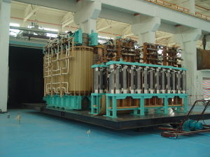 Transformer Vacuum Drying Oven pictures & photos