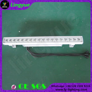 DMX 18X12W Outdoor RGBW LED Wall Washer pictures & photos