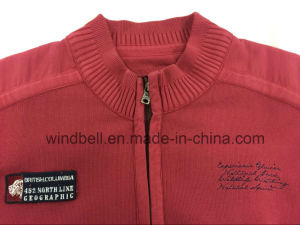 Outdoor Jacket for Men with Garment Dye pictures & photos