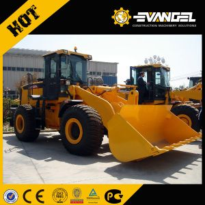 Xcm Brand New Small Wheel Loader Lw600k with 6 Tons Loading Capacity pictures & photos