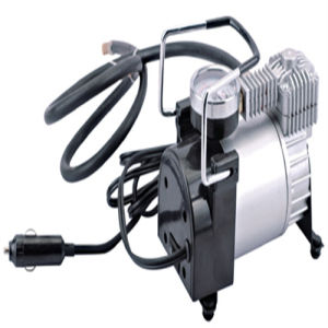 12V Auto Heavy Duty Screw Twin Head Air Compressor pictures & photos