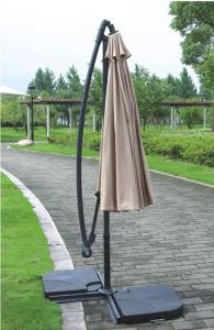 Outdoor Garden Aluminum Parasol pictures & photos