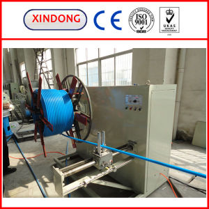 Single Screw Plastic Extruder PPR PE Pipe Production Line pictures & photos