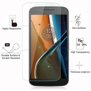 Mobile/Cell Phone Accessories Moto G4 Tempered Glass Screen Protector, Mobile Phone Tempered Glass Screen Protector for Moto G4 pictures & photos