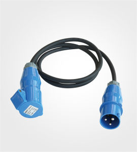 16A 3*2.5mm Power Cable for Electric Box pictures & photos