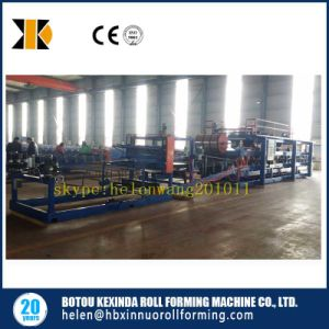 Sanwich Panel Roll Forming Machine pictures & photos