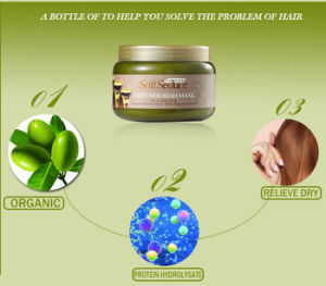 Softseduce Hair Mask with Argan Oil for Instantly Smoothing Hair pictures & photos