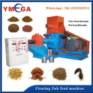 China Factory Direct Supply Effective Cost Floating Fish Feed Pellet Machine pictures & photos