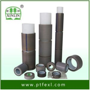 PTFE Skived Film Teflon Coated Glass Fiber Adhesive Tape pictures & photos