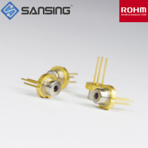 650nm Low Power Single Mode Pzx2 Red Laser Diode