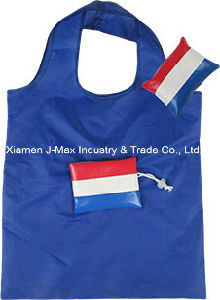 Foldable Flag Shopping Bag, Flag, Lightweight, Reusable, Promotion, Sports Events, Grocery Bags and Handy, Accessories&Decoration pictures & photos