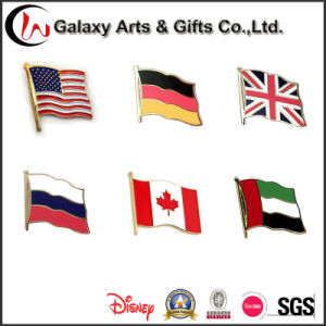 National Flag Lapel Pin pictures & photos