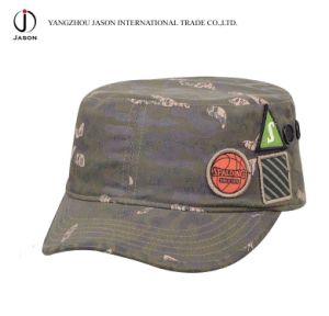 Camo Military Cap Camouflage Fidel Cap fashion Hat Leisure Cap Cotton Fidel Cap pictures & photos