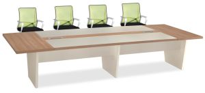 Modern Furniture Office School Hospital Wooden Conference Table pictures & photos