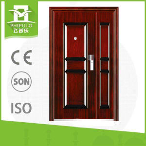 New Design Security Steel Door with Low Price Good Quality pictures & photos