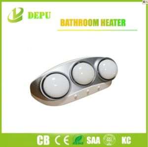 Wall Mounted Bathroom Infrared Heater with 3 Three Lamps pictures & photos