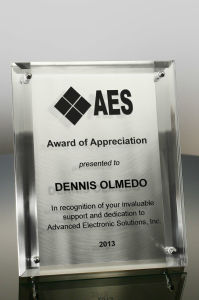 Appreciation Recognition Personalized Engraved Custom Glass Award Plaques (#7297, #7298, #7299) pictures & photos