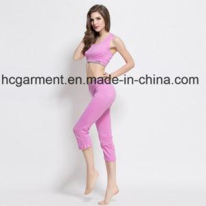 Woman Yoga Suit, Sports Wear, Gym Leggings, Jogging Pants pictures & photos