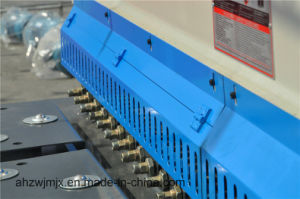 We67k 100t/3200 Series Electro-Hydraulic Synchronous CNC Press Brake pictures & photos