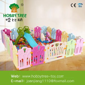 Colorful Children Plastic Game Fence, Kids Plastic Play Fence pictures & photos