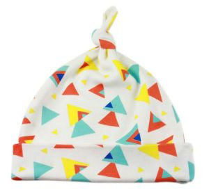 Eco-Friendly Baby 100 % Cotton Hat pictures & photos