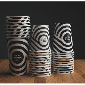 Alibaba Strong Stiffness Custom Disposable Paper Cup pictures & photos
