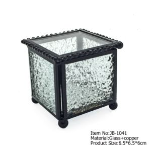 Wedding Gift Cheap Glass Jewelry Box Jb-1087 pictures & photos