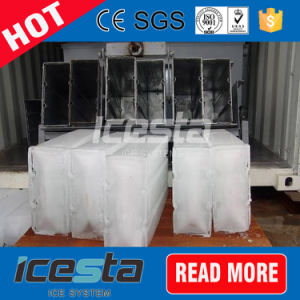 5tons/Day Industrial Ice Block Making Machine for Hot Areas pictures & photos