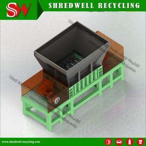 Shredwell New Metal Shredder Machine Ms2400 for Scrap Oil Drum/Stainless Steel/Iron/Aluminum pictures & photos