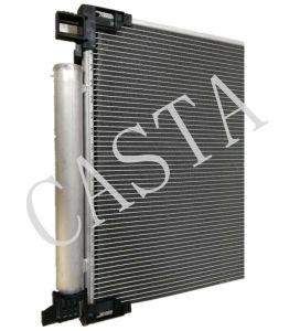 Auto Aluminum Condenser for Toyota Prius 15- (OEM: 88460-47020) pictures & photos